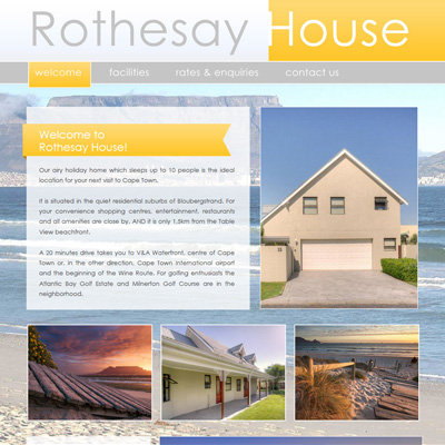 ROTHESAY HOUSE